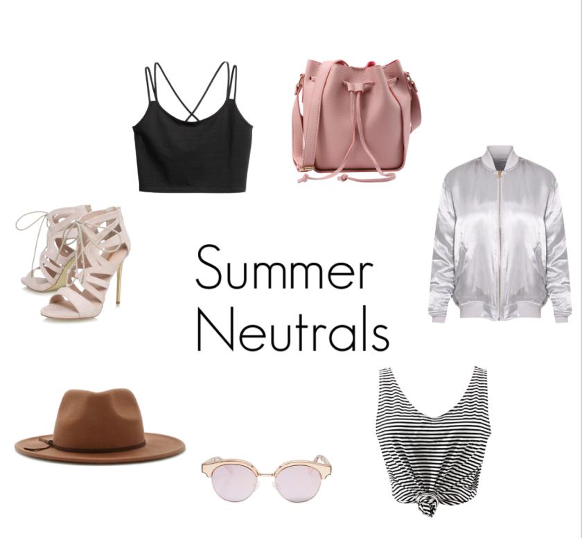summer neutrals